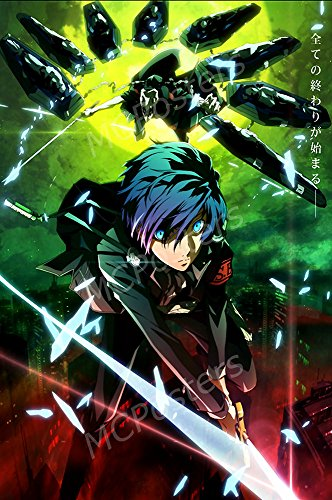 MCPosters - Shin Megami Tensie Persona 3 FES PS2 PSP GLOSSY FINISH - NVG072 (24