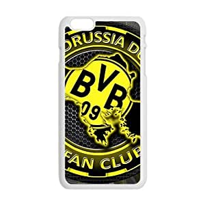 The Borussia Dortmund Cell Phone Case for Iphone 6 Plus