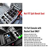 Seven Sparta Center Console Organizer for