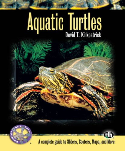 Aquatic Turtles (Complete Herp Care) (Turtle Sulfa Block)