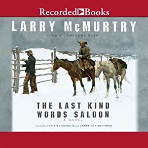 The Last Kind Words Saloon Audiobook