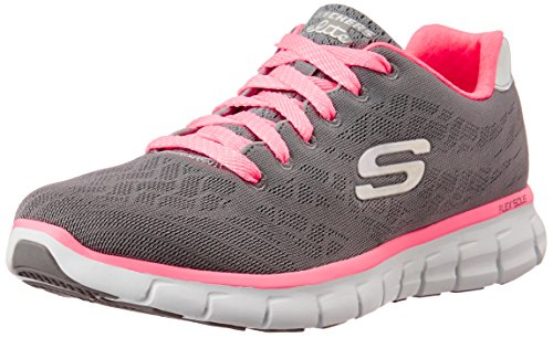 Sneaker Donna Grigio Moonlight Skechers Synergy Ccpk Madness qzwItxfTnZ