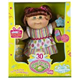 Cabbage Patch Kids Celebration Girl Doll, Brunette Hair and Green Eyes