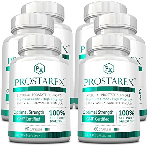 Prostarex - 6 Bottles by Approved Science
