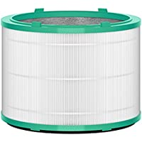 Dyson Purifier Replacement Filter - 2017 Stock (Green) for Dyson Pure Cool Link Desk & Dyson Pure Hot+Cool Link purifiers