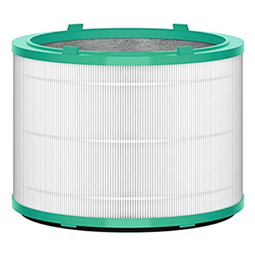 Dyson Purifier Replacement Filter - 2017 Stock (Green) for Pure Cool Link Desk Pure Hot+Cool Link purifiers