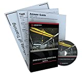 """Convergence Training C-423B Overhead Crane Operational Safety, English, 9"""" Height, 6"""" Length, 1"""" Wide"""