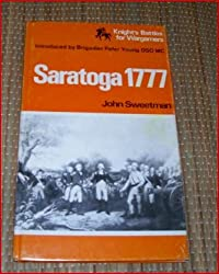 Saratoga, 1777 Knight's Battles for Wargamers