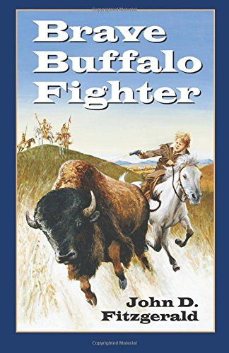 Brave Buffalo Fighter John Fitzgerald product image