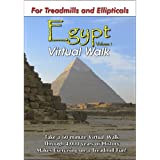 Egypt Virtual Walk - Volume 1 - Treadmill Scenery DVD
