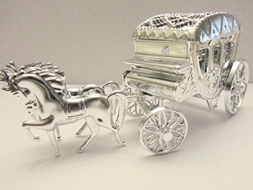 2pc Horse Carriage 5