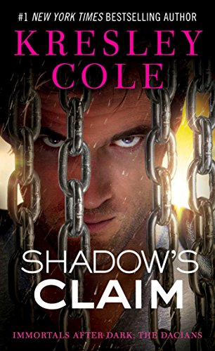Shadow's Claim (Immortals After Dark)