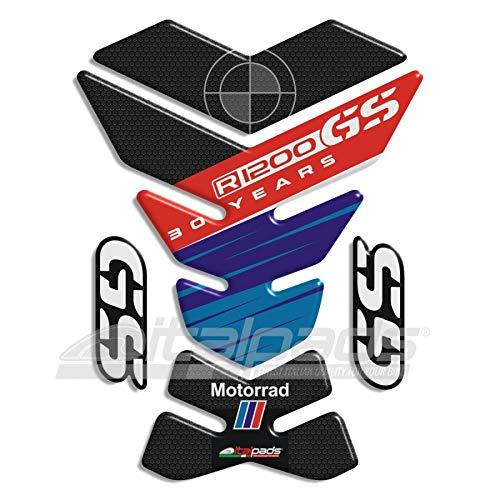 Protector De Dep/òsito Honeycomb compatible compatible para BMW GS 120030th Anniversary