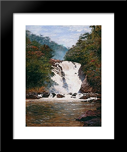 votorantim-waterfall-20x24-framed-art-print-by-jose-ferraz-de-almeida-junior