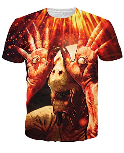 RageOn Dirty Soap Pan's Labyrinth Premium All Over Print T-Shirt