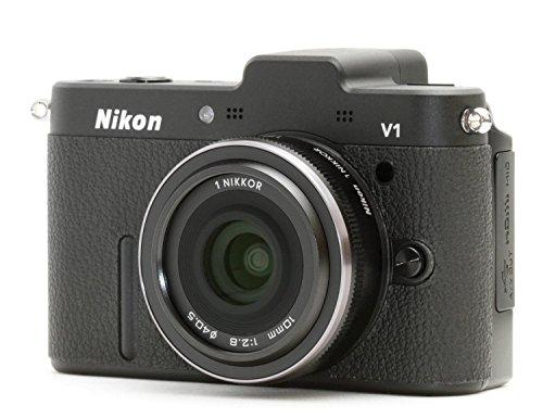 Japanhobbytool Nikon 1 V1 Camera Leather Decoration Sticker Nikon F2 type 4308 Black