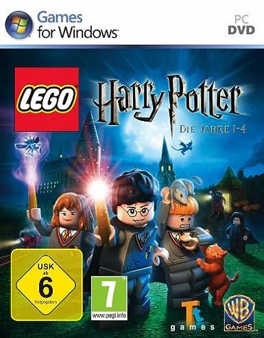 Lego Harry Potter - Die Jahre 1 - 4 [Software Pyramide ...