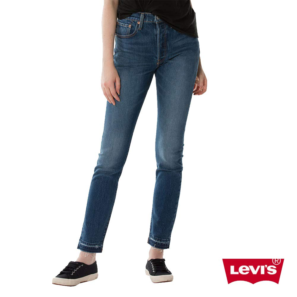 f122cd8a Galleon - Levi's Women's 501 Stretch Skinny Jeans (26, Moody Marble)