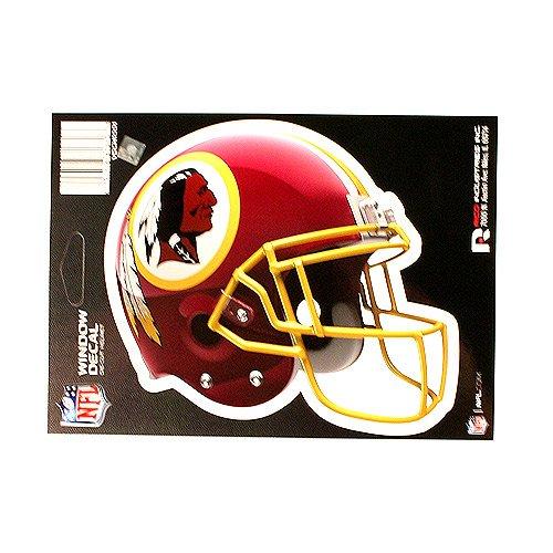 Washington Redskins Football Die-Cut 6