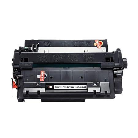 HHRONG Compatible con el Cartucho de tóner Negro Hpce255x ...