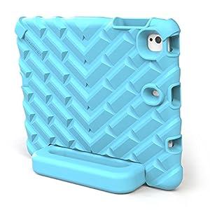 Gumdrop Cases FoamTech Case for Apple iPad Mini 4 (Late 2015) and iPad Mini 3, 2, 1, Blue