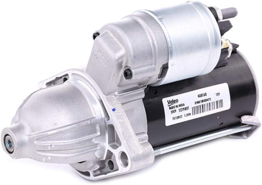 VALEO 438168-VAL Anlasser