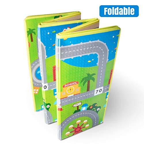 Hape Foldable Baby Care Play Mat Large Folding