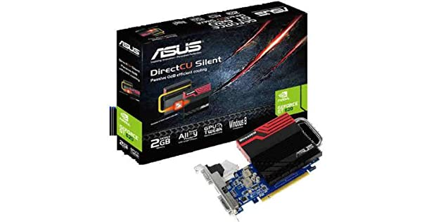 Amazon.com: ASUS NVIDIA GeForce GT 620 GDDR3 VGA/DVI/HDMI ...