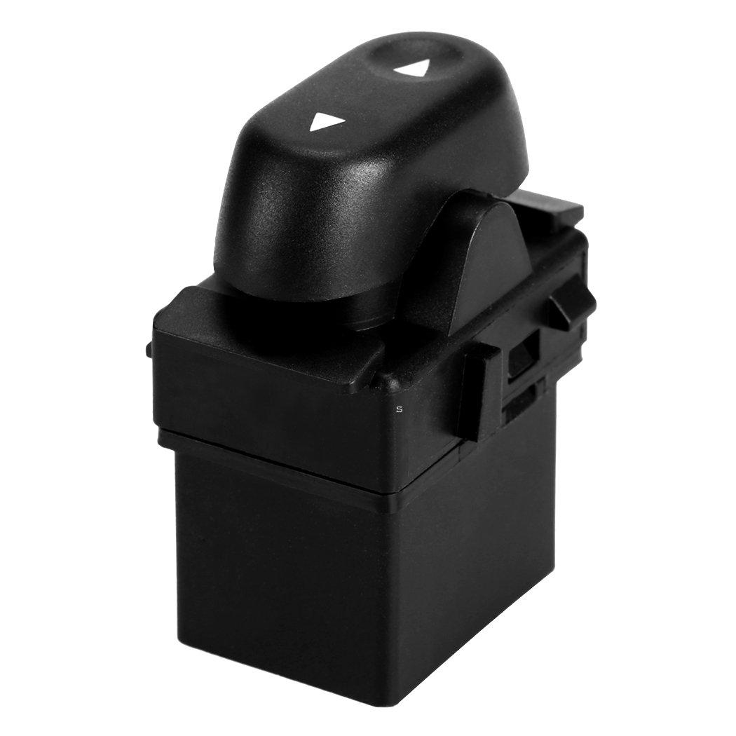 Auto Car One Button Power Window Master Switch Black Replaces 5L1Z-14529-BA