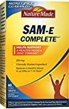 Best Nature Made herbal supplement - Nature Made SAM-e Complete 200 mg. Tablet Review