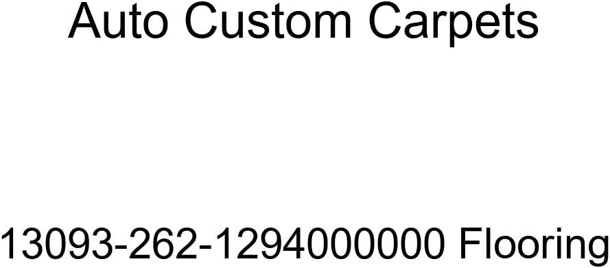 Auto Custom Carpets 13093-262-1294000000 Flooring