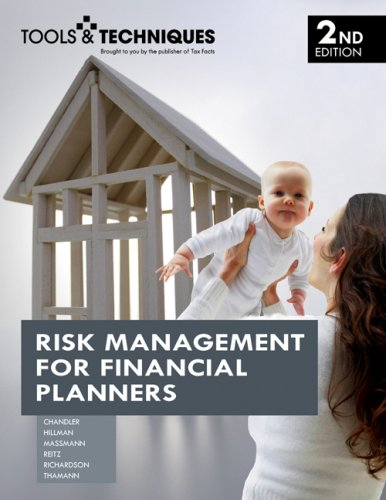 Tools & Techniques of Risk Management for Financial Planners ebook