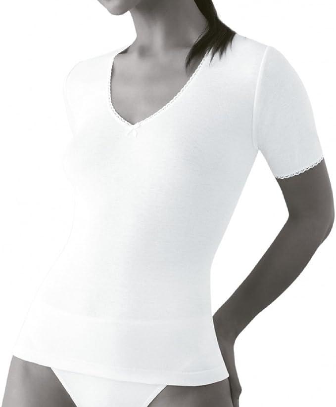 Princesa 46 - Camiseta termica Mujer: Amazon.es: Ropa y accesorios