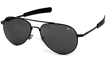 b4789045c3 AO Eyewear General Sunglasses 58mm Gray Non-Polarized Optical Glass Lenses