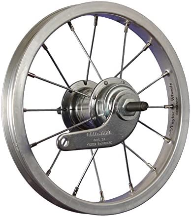 Taylor-Wheels 12 pulgadas rueda trasera bici buje freno ...