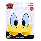 Costume Sunglasses Donald Duck Sun-Staches Party