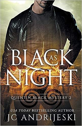 Amazon com: Black As Night (Quentin Black Mystery #2