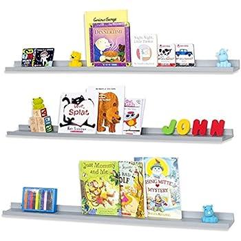 nursery wall bookshelf girl corner decor shelves shelf idea baby for kid on bookshelves colors children paint best room closet ideas painting kids