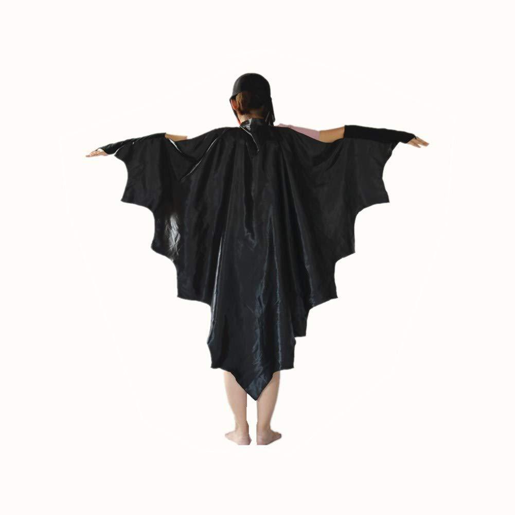 eb1005ec6ee3 Labellevie Adult Cloak Bat Wings Halloween Costume  Amazon.co.uk  Pet  Supplies