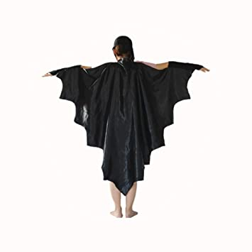labellevie adult cloak bat wings halloween costume