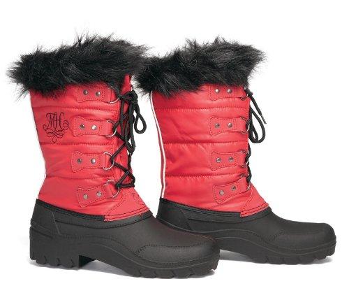 Mountain Horse Damer Eclipse Boots Royal Röd