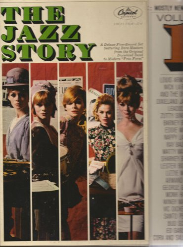 (The Jazz Story. Rare Records of the Men and the Music)