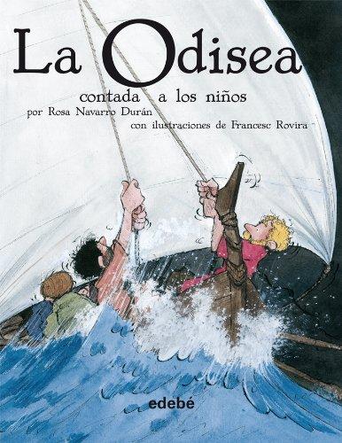 Download La Odisea contada a los ninos (Biblioteca Escolar Clasicos Contados a Los Ninos) (Spanish Edition) PDF