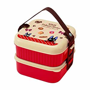 bento kiki 39 s delivery service design 2 tier bento lunch box. Black Bedroom Furniture Sets. Home Design Ideas