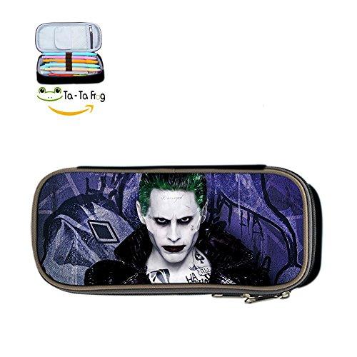 The Joker Pencil Case Pen Bag Makeup Pouch Stationery