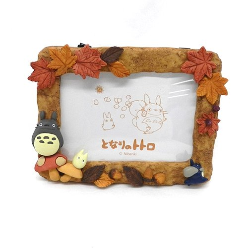 Ghibli My Neighbor Totoro four seasons photo frame autumn picking From Japan Newacrons (Costume Store Near My Location)