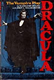 img - for Dracula: The Vampire Play book / textbook / text book