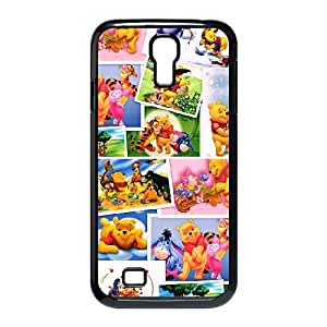 Samsung Galaxy S4 I9500 Phone Case Cover winnie the pooh ( by one free one ) W62943