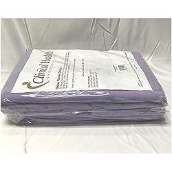 Deluxe Flannel Massage Sheet Set (Lavender (Lilac))