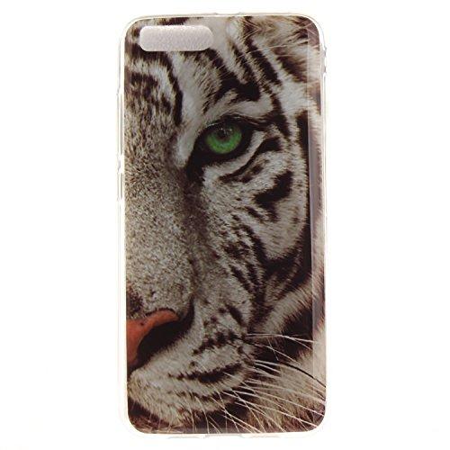 De Téléphone Cas Cas Xiaomi Hozor De Bord Couverture Fit TPU leopard Souple Silicone Transparent Arrière Peint Protection Mi Résistant Slim Motif En Antichoc 6 Scratch UHqxtw4dTq